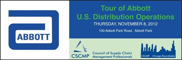 Abbott US Distribution Operations Tour