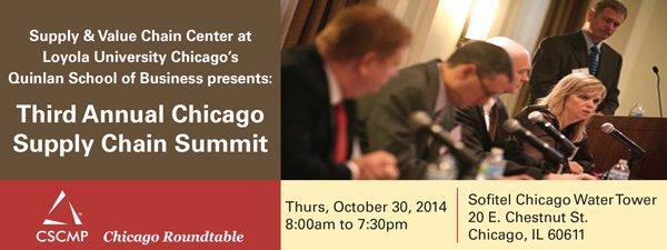 3rd Annual Supply Chain Summit