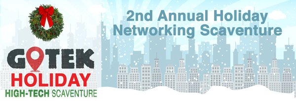 Holiday Networking event