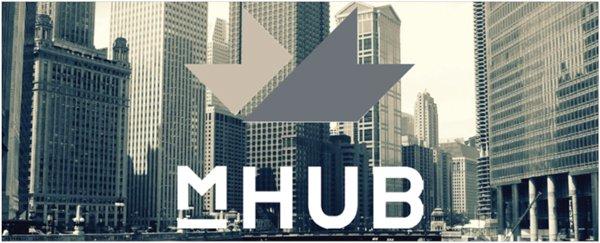 mHub header