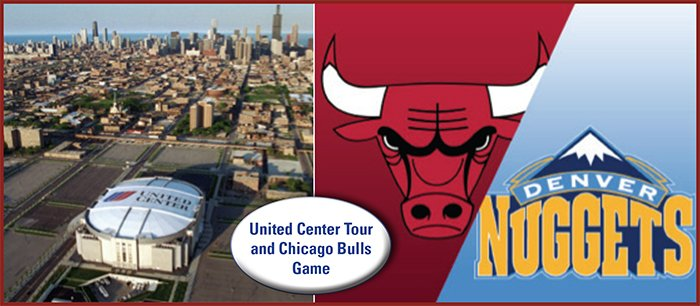 United Center Tour 03/21/18