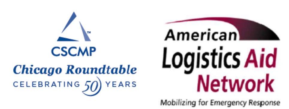 CSCMP and Alan Aid logos