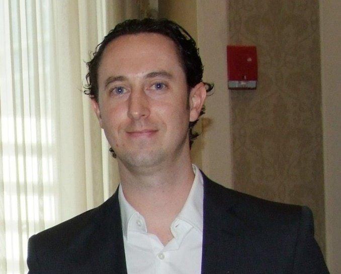 TJ Schaefer headshot