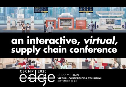 CSCMP EDGE Virtual Conference logo