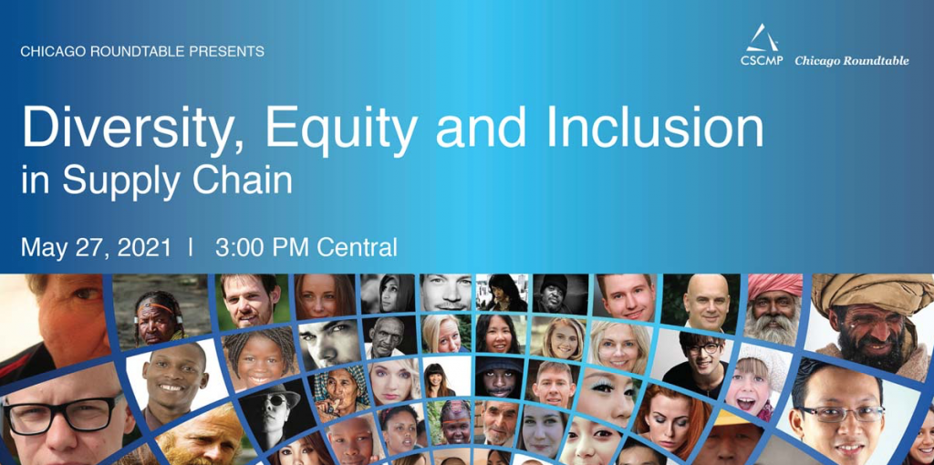 Diversity, Equity and Inclusion in supply chain header